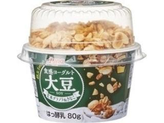 日本ルナ TOPCUP 食感ヨーグルト 大豆 カップ102g