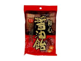オークラ製菓 和心 醤油飴 袋130...