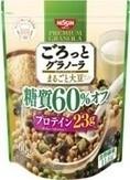 日清シスコ ごろっとグラノーラ まるごと大豆糖質60%オフ 袋360g