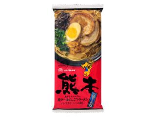 マルタイ 熊本 黒マー油とんこつラーメン
