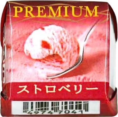 チロル チロルチョコ プレミアムストロベリー 1個