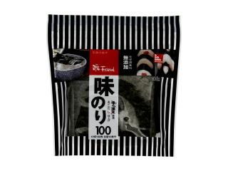 高評価】丸徳海苔 味のり 袋10切...