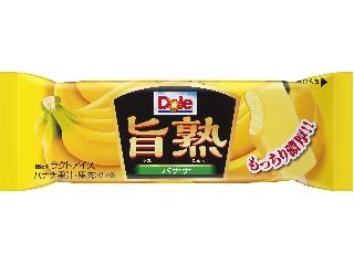 中評価】Dole 旨熟バナナ 袋80ml...