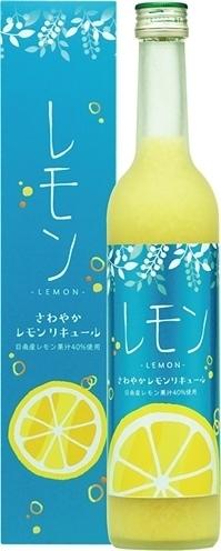 井上酒造 さわやかレモンリキュール 14%
