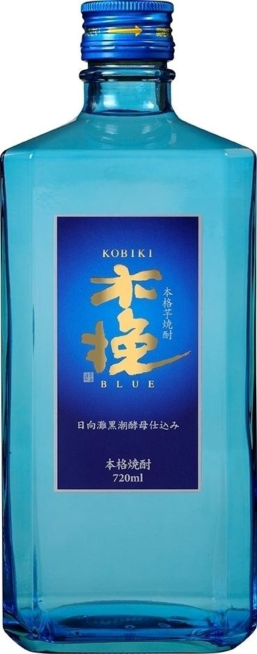 雲海酒造 木挽BLUE 青角