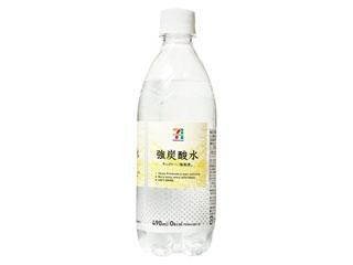 セブンプレミアム 強炭酸水
