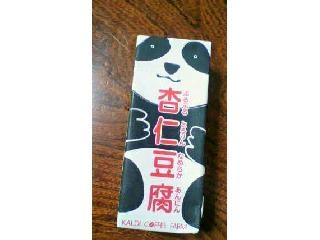 カルディ オリジナル パンダ杏仁豆腐