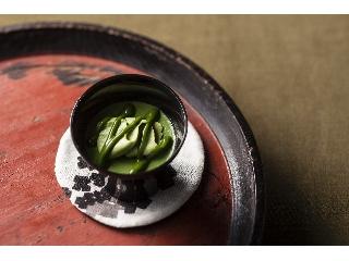 セブン-イレブン スプーンで食べるとろ生食感ショコラ 宇治抹茶