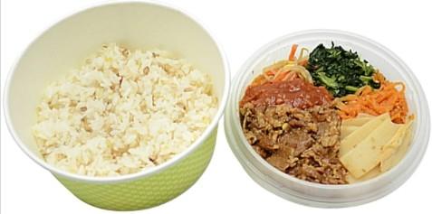 セブン-イレブン 1日の1/3の野菜が摂れるビビンバ