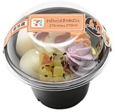 セブン-イレブン かぼちゃとお芋の和ぱふぇ