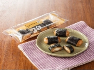 セブン-イレブン チーズいそべ餅 有明海産海苔使用