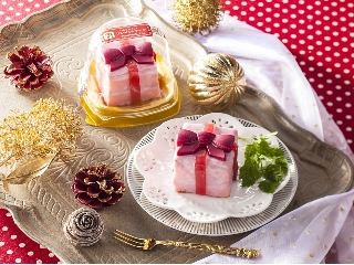 セブン-イレブン いちご&クッキー プレゼントケーキ