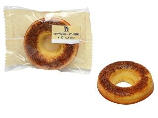 セブン-イレブン ベイクドリング(チーズケーキ風味)