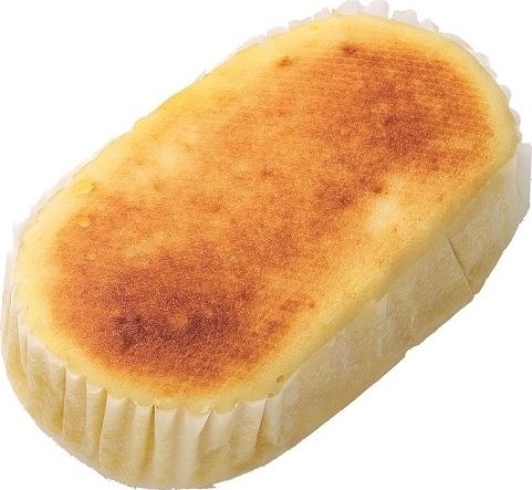 ローソンストア100 焼きいも風蒸しパン