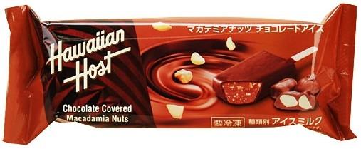 ハワイアンホースト チョコレートアイス