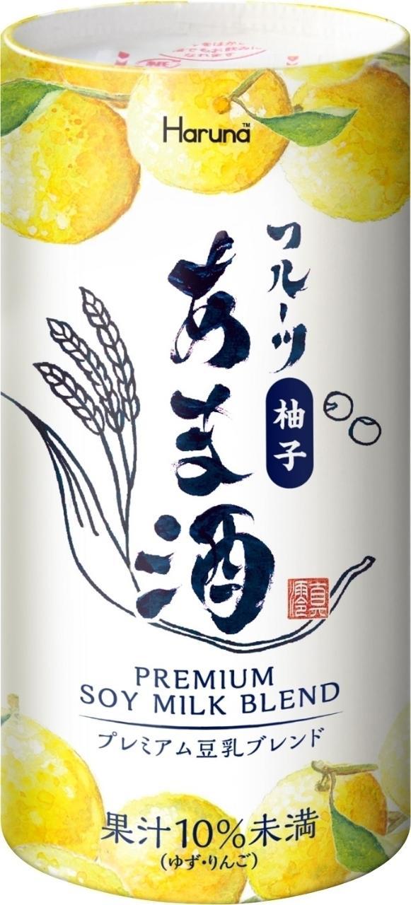 HARUNA フルーツあま酒 柚子