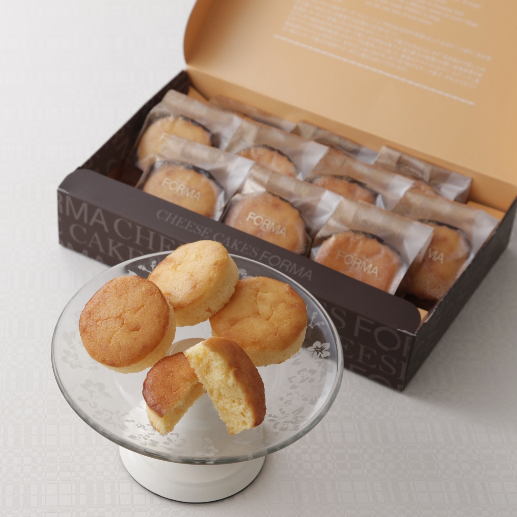FORMA 東京チーズケーキ 箱10個