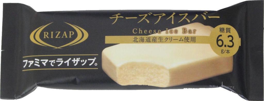 ファミリーマート RIZAP チーズアイスバー
