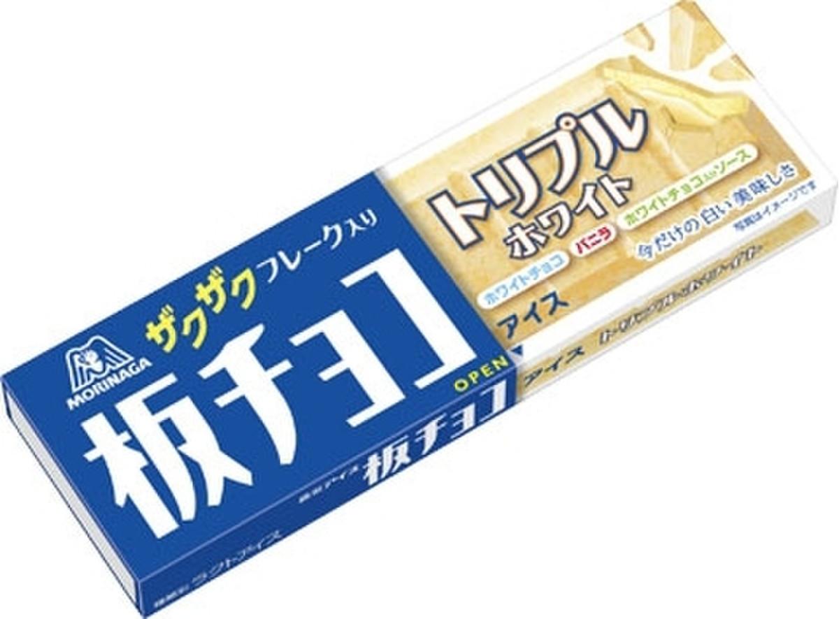 板 チョコ アイス ホワイト