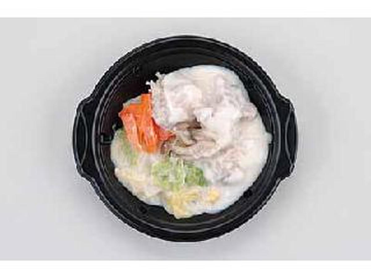 ローソン L鶏肉と白菜のクリーム煮 製造終了 の口コミ 評価 カロリー