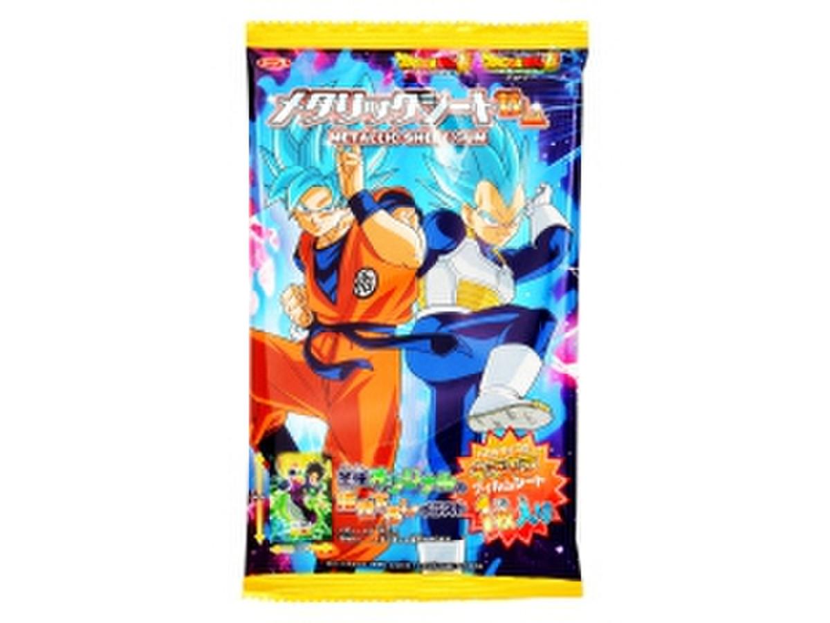 Dragon Ball Z Scratch Battle Gum 13