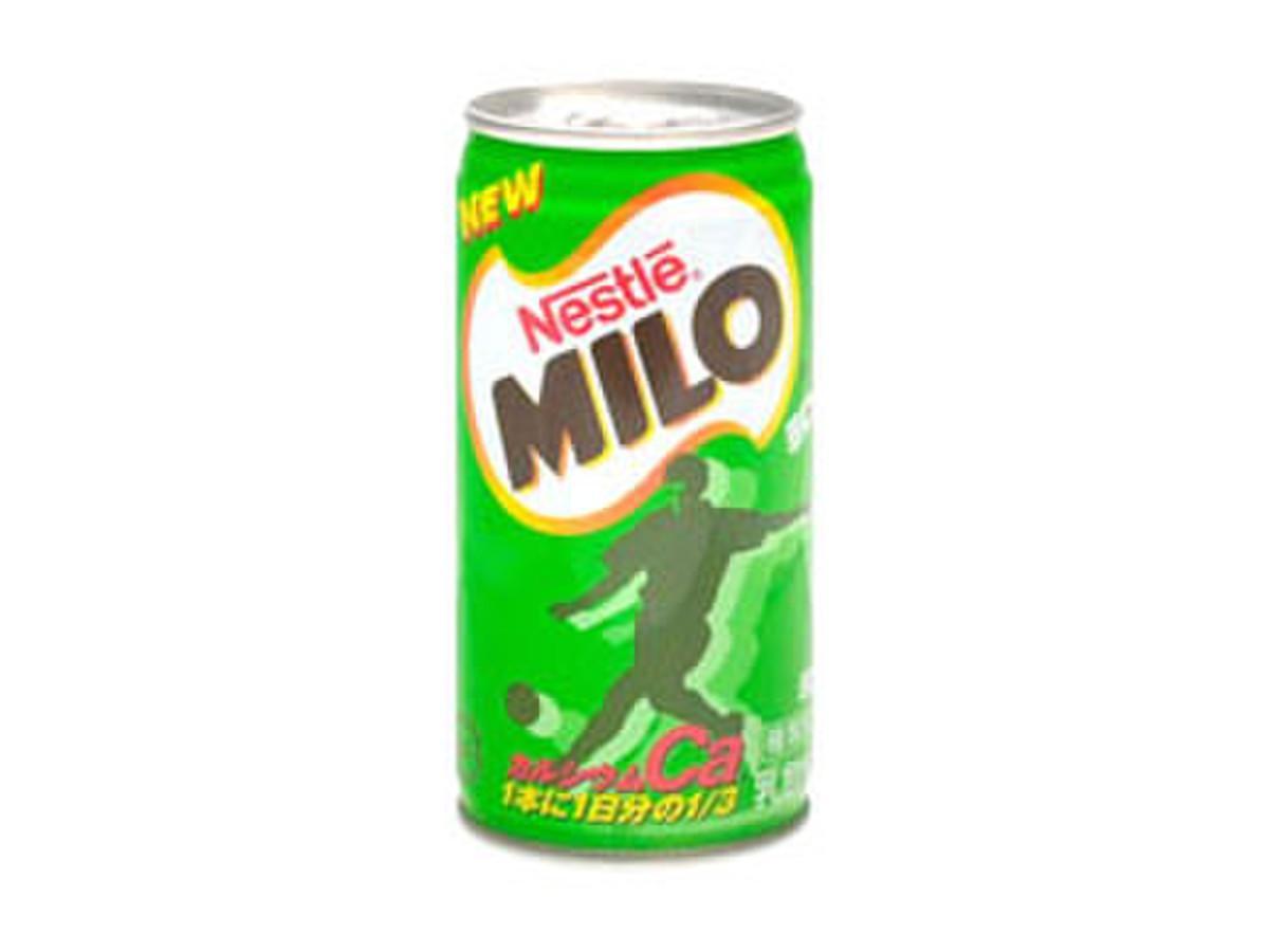 飲み物 ミロ