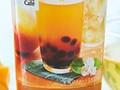 ローソン Uchi Cafe' SWEETS タピオカマンゴージャスミンティー