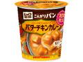 ポッカサッポロ じっくりコトコト こんがりパン バターチキンカレー カップ35.7g