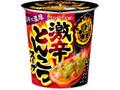 ポッカサッポロ 辛王 激辛とんこつスープ カップ18.9g