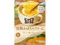 ポッカサッポロ じっくりコトコト 完熟かぼちゃクリーム 箱19.8g×3