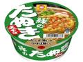 マルちゃん 緑のたぬき 天そば 関西 カップ101g