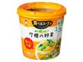 マルちゃん 食べるスープ 7種の野菜 鶏だし中華 カップ22g