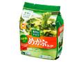 マルちゃん 素材のチカラ わかめ入りめかぶスープ 袋4.7g×5