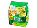 マルちゃん 素材のチカラ 野菜スープ 袋6g×5