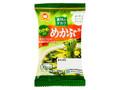 マルちゃん 素材のチカラ わかめ入りめかぶスープ 袋4.7g