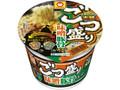 マルちゃん ごつ盛り 味噌豚骨ラーメン カップ127g