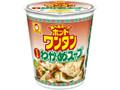 マルちゃん ホットワンタン ピリ辛わかめスープ カップ45g