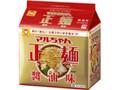 マルちゃん マルちゃん正麺 醤油味 袋5食