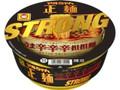 マルちゃん マルちゃん正麺 うま辛辛辛担担麺 STRONG カップ124g