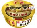 マルちゃん マルちゃん正麺 芳醇こく醤油 麺増量 カップ121g