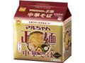 マルちゃん マルちゃん正麺 中華そば 和風醤油 袋5食