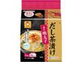 マルちゃん だし茶漬け 炙り明太子 袋4.5g×4