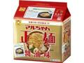 マルちゃん 正麺 醤油味 アレンジレシピ付パッケージ 袋105g×5