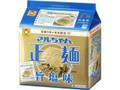 マルちゃん 正麺 旨塩味 アレンジレシピ付パッケージ 袋112g×5