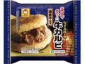 マルちゃん 直火で炙った ライスバーガー 牛カルビ 袋120g