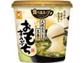 マルちゃん 食べるスープ 大根おろしと生姜のおもちすうぷ カップ38g