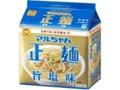 マルちゃん マルちゃん正麺 旨塩味 袋112g×5
