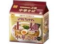 マルちゃん マルちゃん正麺 中華そば 和風醤油味 袋105g×5