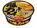 マルちゃん 黒い 豚カレーうどん カップ42g