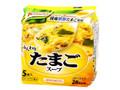 クノール ふんわりたまごスープ 5食入 袋34g